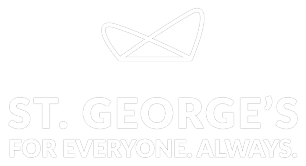 St. George's. For Everyone. Always.