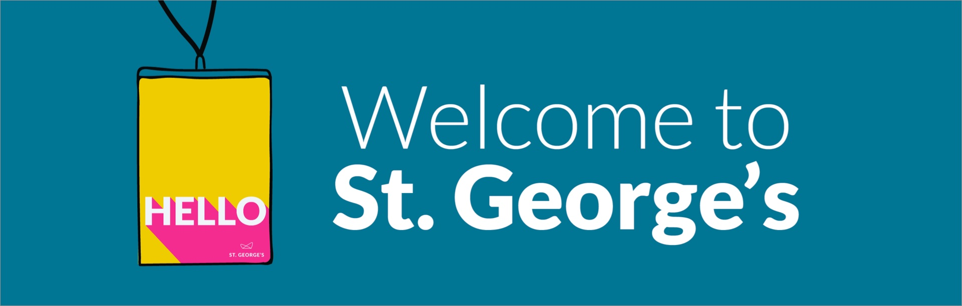 Welcome to St. George's