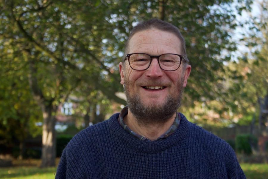 Dom Blunkett - Estates manager