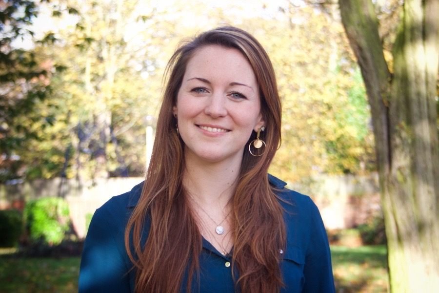 Grace McCarthy - Worship director