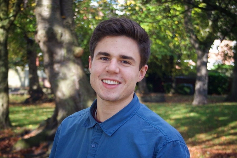 James Barker - Ministry assistant, media and students