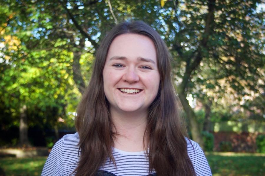 Maddie Cullum - Kids pastor and designated safeguarding lead