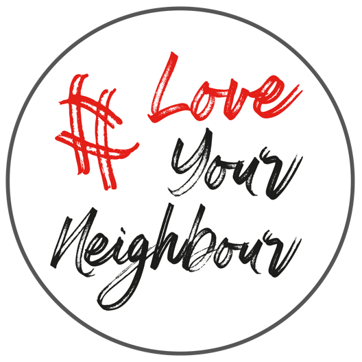 Love your neighbour logo
